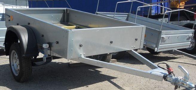 Прицеп Трейлер-82940Т Лайт для перевозки грузов