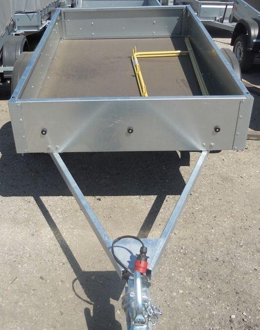Прицеп Трейлер-82940Т Лайт : вид спереди
