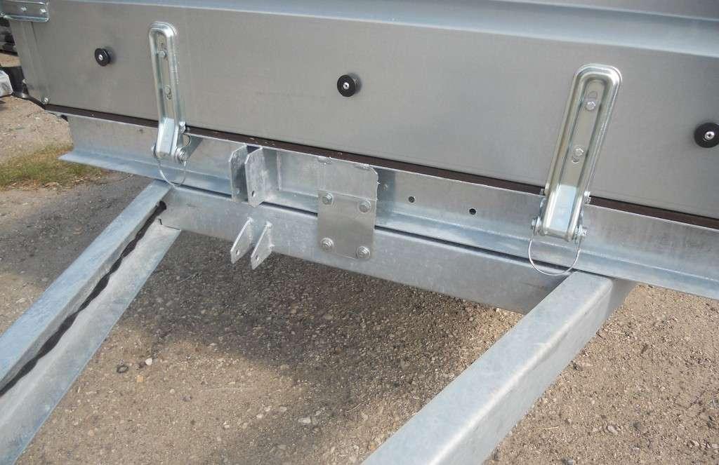 Прицеп Трейлер-829450 исп.2,6 Прораб - передняя панель
