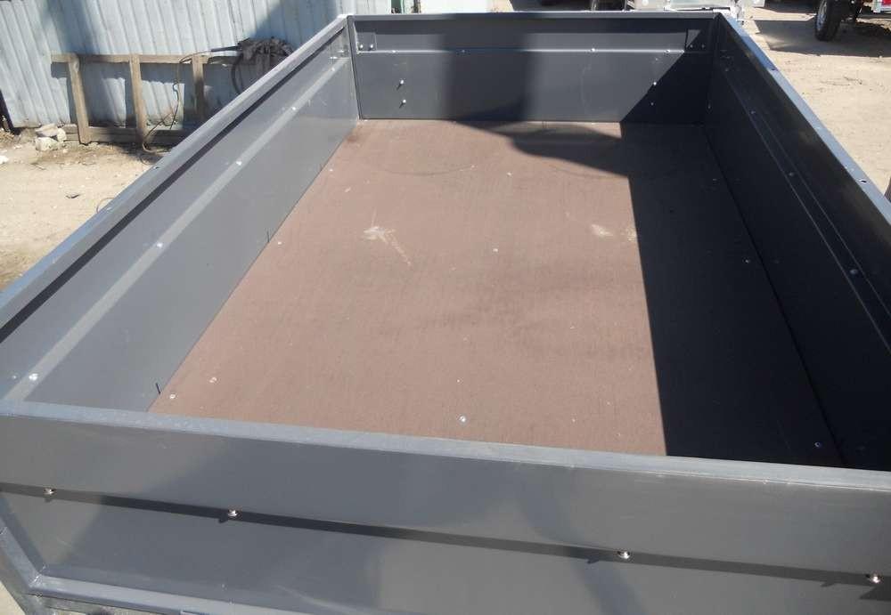 Прицеп САЗ-82994 : пол - ламинированная бакелитовая фанера